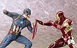 Captain America and Iron Man ARTFX+ Statues Set of 2 [MARVEL Captain America: Civil War Movie]