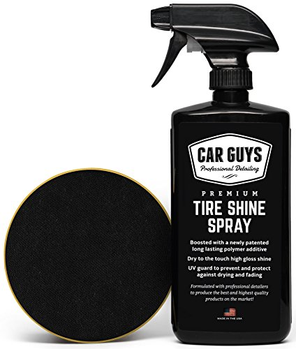 Best of the Best Tyre shine