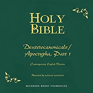 Holy Bible, Volume 18 Audiobook