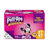 Learning Designs Pull-Ups for Girls (Size 3T-4T: 116ct, 32-40lbs): more info