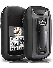 TUSITA Case for Garmin eTrex 10 20 20X 22X 30 30X 32X - Silicone Protective Cover - Handheld GPS Navigator Accessories (Black)