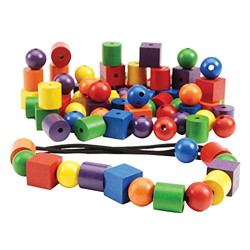 Constructive Playthings Large Wooden Colored 1