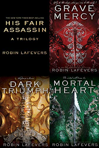 Amazon His Fair Assassin A Trilogy Ebook Robin Lafevers