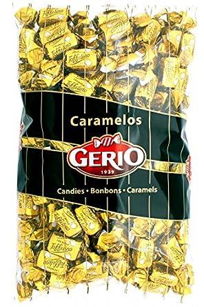 Caramelos Café con Leche TOFFELINO 500 grs GERIO: Amazon.es: Alimentación y bebidas