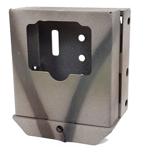 Camlockbox Box Security Box Compatible with Browning Sub Micro Strike Force Game Trail Camera