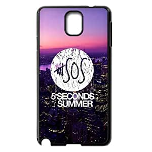 [MEIYING DIY CASE] For Samsung Galaxy NOTE3 Case Cover -5 Second of Summer - 5SOS-IKAI0446604