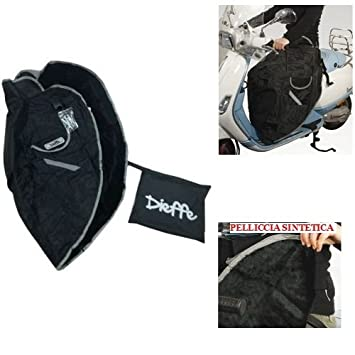 Manta térmica impermeable cubrepiernas para Scooter Dieffe P01 universal