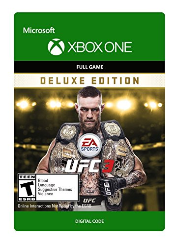 EA SPORTS UFC 3 Champions Edition - Xbox One [Digital Code] by Electronic Arts