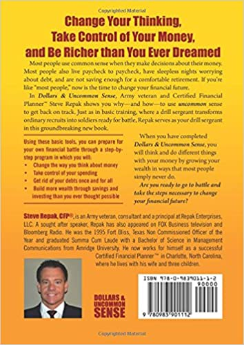 Dollars & Uncommon Sense: Basic Training For Your Money: Steve ...