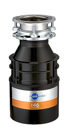 InSinkErator 77969 Model 46 Waste Disposal   Black