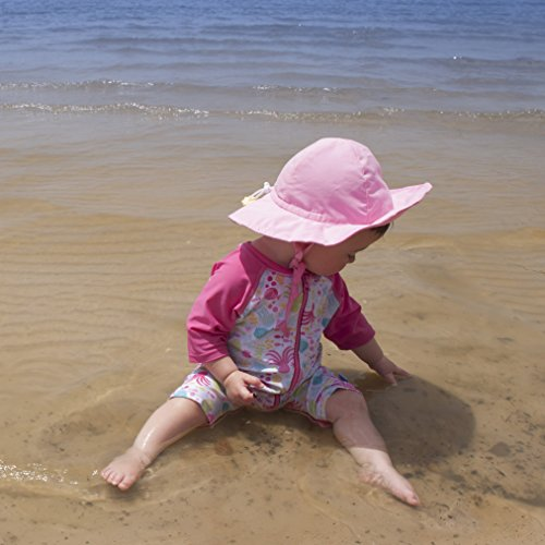 Large Product Image of i play. Baby & Toddler Brim Sun Protection Hat