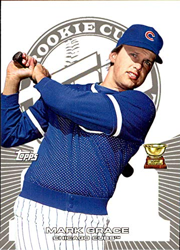 2005 Topps Rookie Cup #64 Mark Grace CHICAGO CUBS