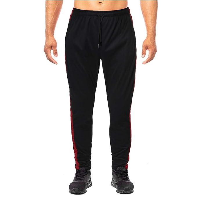 Amazon.com: YANYUN pantalones de vestir para hombre ...