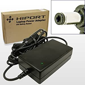 Hiport DC Car Automobile Power Adapter Charger For Asus EEE PC 1000, 1000H, 1000HA, 1000HD, 1000HE, 1000XP Laptop Notebook Computers
