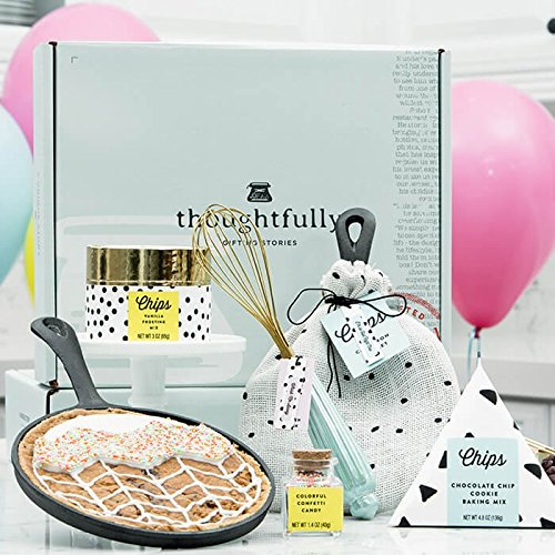 Chip Chip Hooray! - A Cookie Lover's Gift Set by Thoughtfully (Cookie Gift Set)