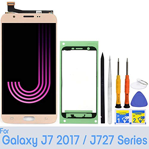 - LCD Screen Replacement for Samsung Galaxy J7 J727 5.5