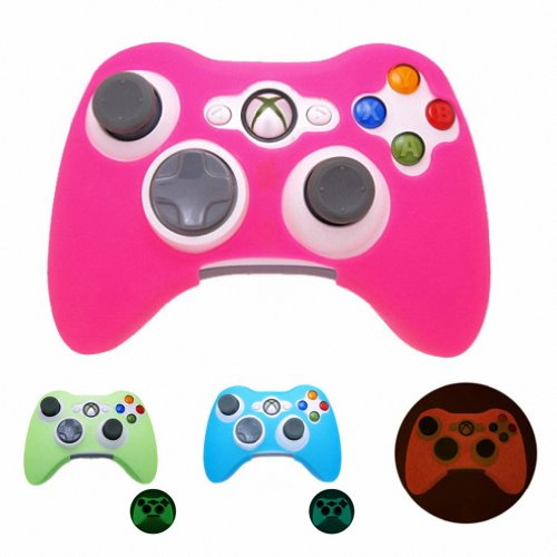 xbox 360 controller pink - 7