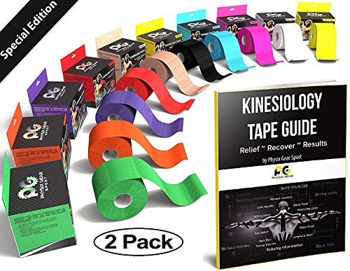 Physix Gear Sport Kinesiology Illustrated product image