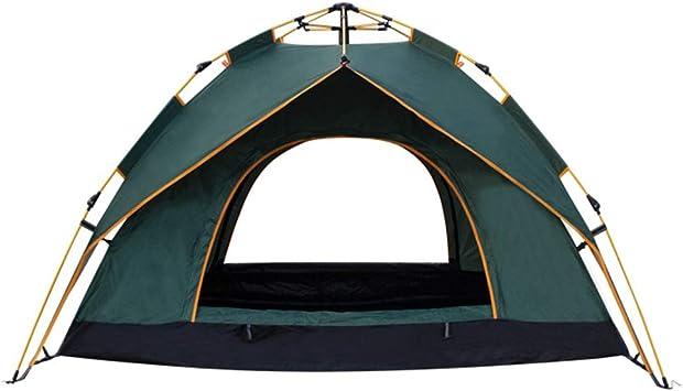 F-spinbike Carpas Carpa para Acampar Al Aire Libre 1-4 Personas Turista 4 Estaciones Familia Campamento De Viaje Carpa para Jardín Fácil De Abrir: Amazon.es: Deportes y aire libre