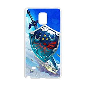 The Legend of Zelda for Samsung Galaxy Note 4 Cell Phone Case & Custom Phone Case Cover R48A650416