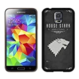 hot sale samsung galaxy s5 i9600 house stark game of thrones winter is coming iphone 5 wallpaper black screen phone case fashion and nice design