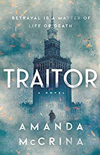 Book Cover: Traitor: A Novel of World War II