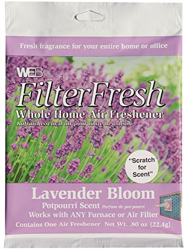 WEB  FilterFresh Whole Home Lavender Bloom Air Freshener Filter Air Freshener