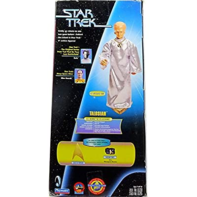 Star Trek Talosian Warp Factor 5 Series 9