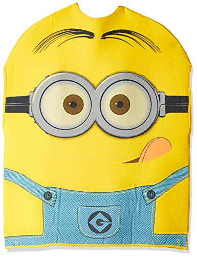 Despicable Me 2 Deluxe Dave Minion Costume, Small -