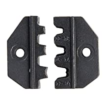Greenlee Communications 2033 Crimp-ALL 1300/8000 Series Die for Open Barrel Non-Insulated Terminals