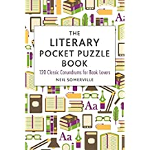 The Literary Pocket Puzzle Book: 120 Classic Conundrums for Book Lovers