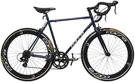 Alton Corsa R-14D 700C Deep-Dish Rim Road Bike