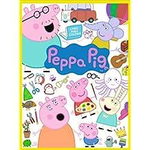 Peppa Pig - Livro Para Colorir