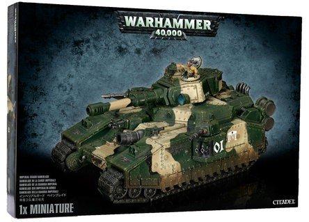 (Games Workshop Warhammer 40k Imperial Guard Baneblade)