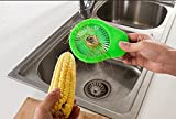 New Novelty Household Corn Silk Remover Cob Remover Corn Stigma Clean Brush Kitchen Cooking Tools Vegetable Cleaning Tool