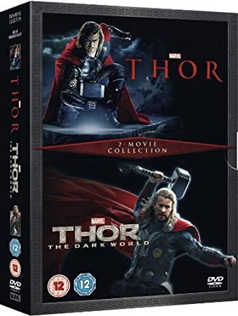 Thor / Thor: The Dark World Double Pack DVD: Amazon.es: Cine y ...