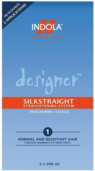 Indola Designer Straightening System 1 - Alisador sin tinte ...