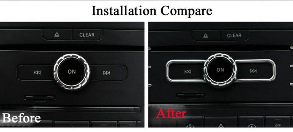 /2017/2016/ /2017/a180/ /2017/classe A W176/2016/ /2017/2015/ car-styling ABS cromato arredamento CD interruttore di paillettes adesivi per classe B gLa CLA 2015/