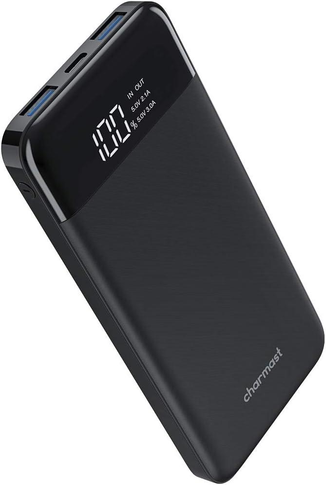 Power Bank 10400mah Portable Charger