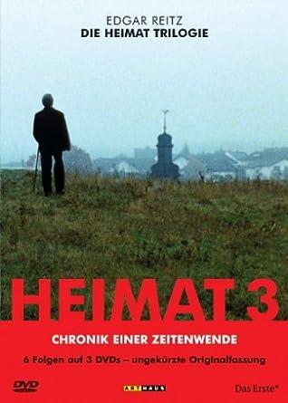 Heimat 3 Chronik Einer Zeitwende 3 Dvds Amazonde