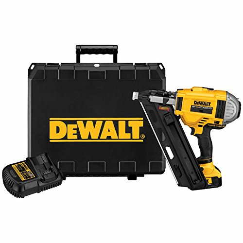 DEWALT DCN690M1 20-volt Lithium Ion Brushless Framing Nailer by DEWALT