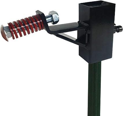"AR500 2 X 4 Target Hook Bracket Hanger 6"""
