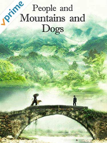 People And Mountains And Dogs