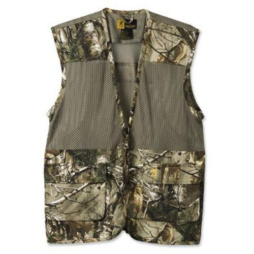 Browning Upland Dove Vest, Realtree Xtra, Large