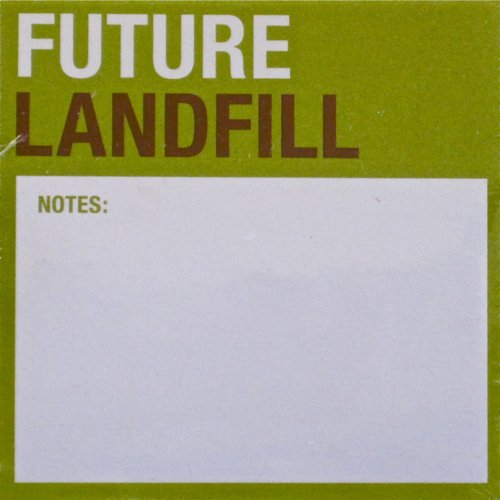 Future Landfill Sticky Note Pad product image