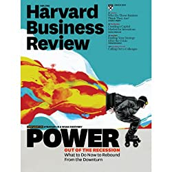 Harvard Business Review, March 2010