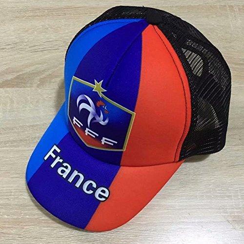de Gorra Gorra Tenis de wei Rusia Ventilador Mundial Copa de Regalo Francia Fútbol de de Un de Tamaño Gorra Ventilador Gorra Montaña de Sombrero Sol de Onawda