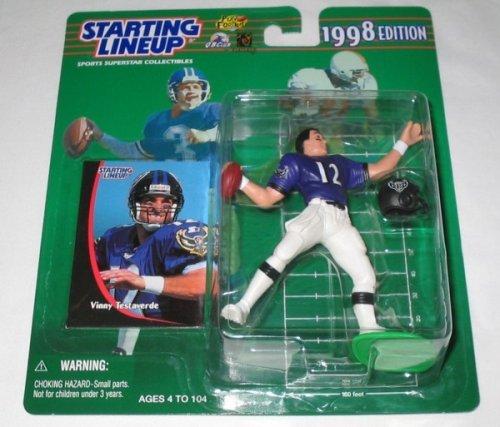 1998 Vinny Testaverde NFL Starting Lineup