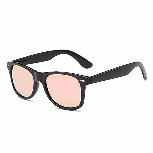 Anteojos de sol polarizados masculino femenino el espejo retrovisor conductor varón Dama gafas Gafas...