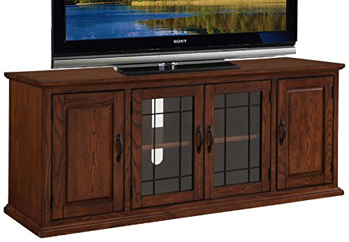 Leick 80360 Riley Holliday TV Stand - Veneer Bullet
